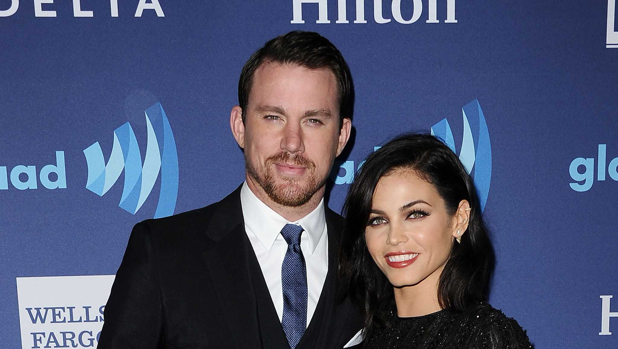 "Channing TatumBack in 2013, when Channing and wife Jenna Dewan Tatum's daughter, Everly, was just a newborn, he told Good Morning America that Jenna was ""good, I mean, she's tough as nails. Those first few weeks are hard, but she's just swimming through them."""