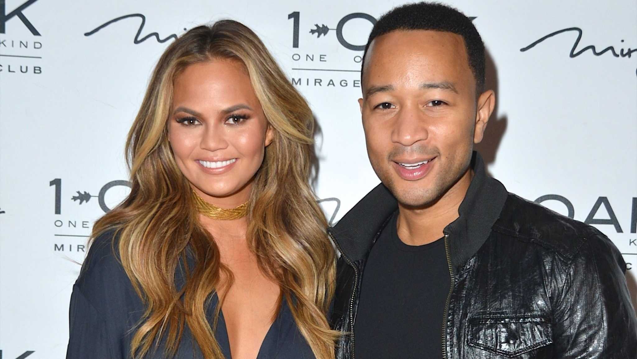 Supermodel Chrissy Teigen and musician John Legend tied the knot in Como, Italy, in September 2013.