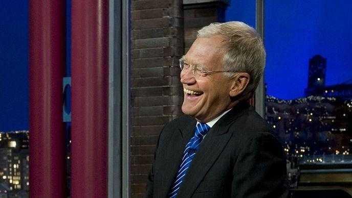 David Letterman - 29385805