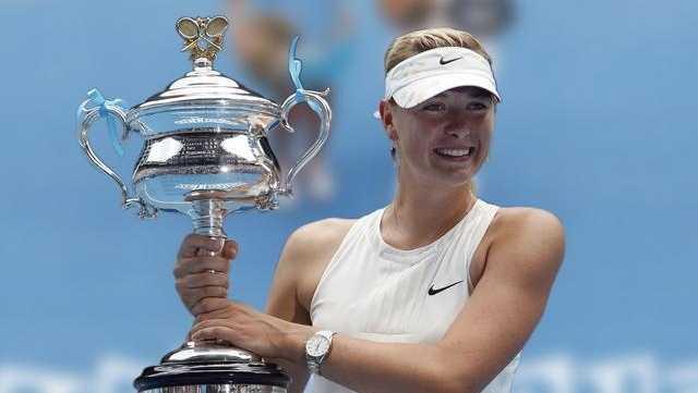 Maria Sharapova Full - 28370487