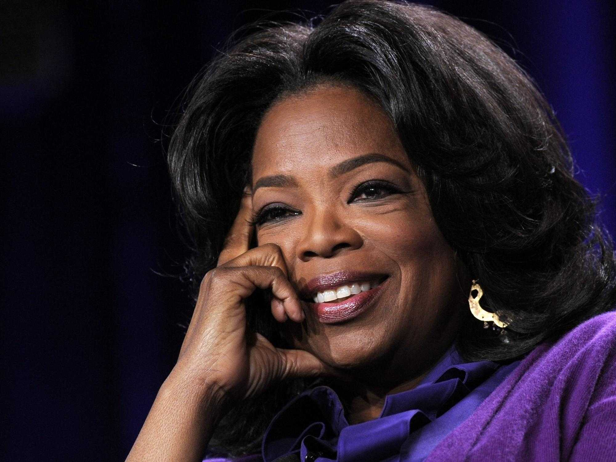 Oprah Winfrey to address grads at Massachusetts college