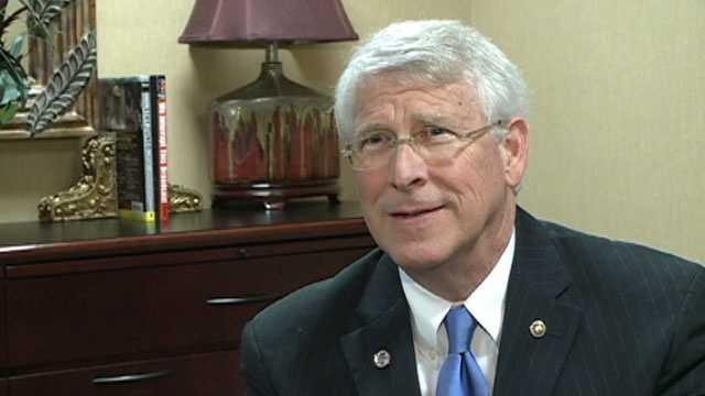 U.S. Sen. Roger Wicker, R-Miss.