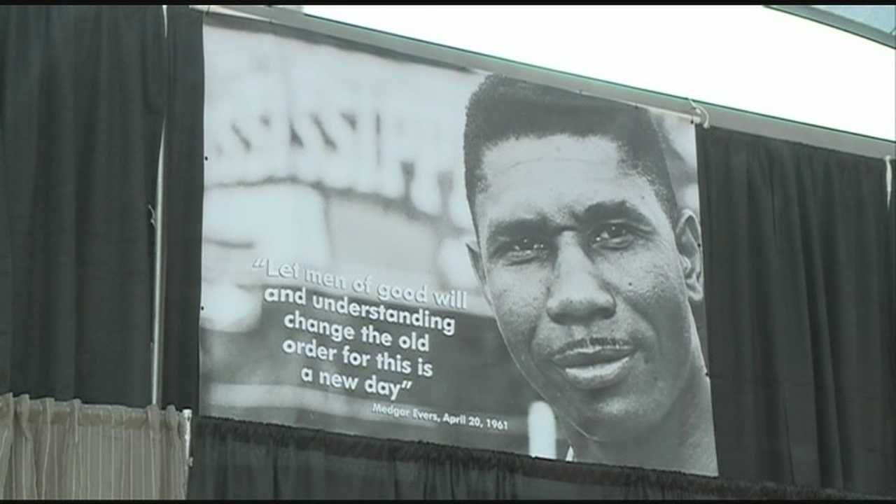 It's the International Day of Remembrance marking the 50th anniversary of the assassination of Medgar Evers.