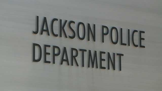 JPD Jackson Police Department sign generic