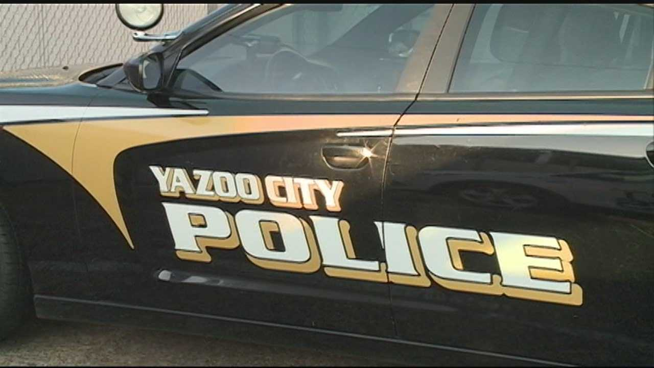 Yazoo City police car