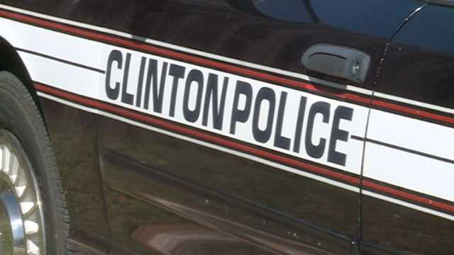 Clinton police generic car