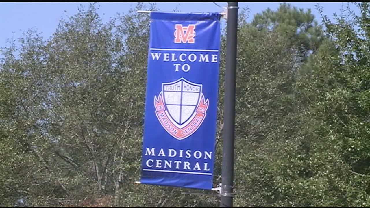 Madison Central High School banner