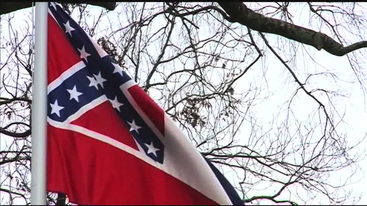 Mississippi's top leaders are split on whether to change the state's flag.