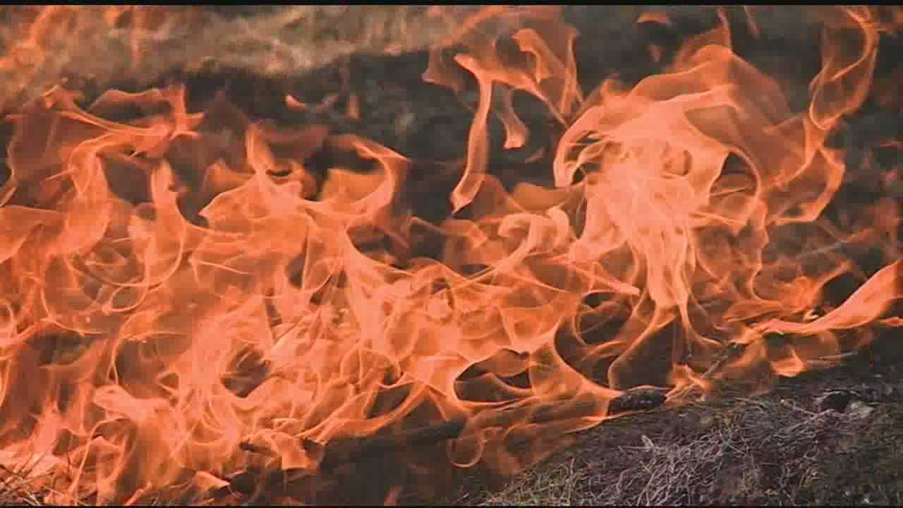 Natchez Trace Burning Restrictions
