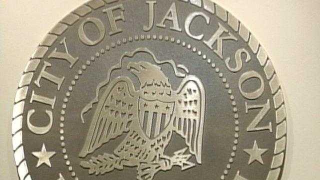 City Of Jackson Emblem - 20659100