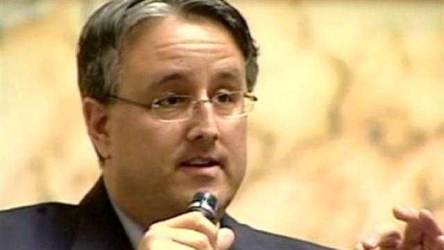 State Sen. Richard Madaleno, D-Montgomery County