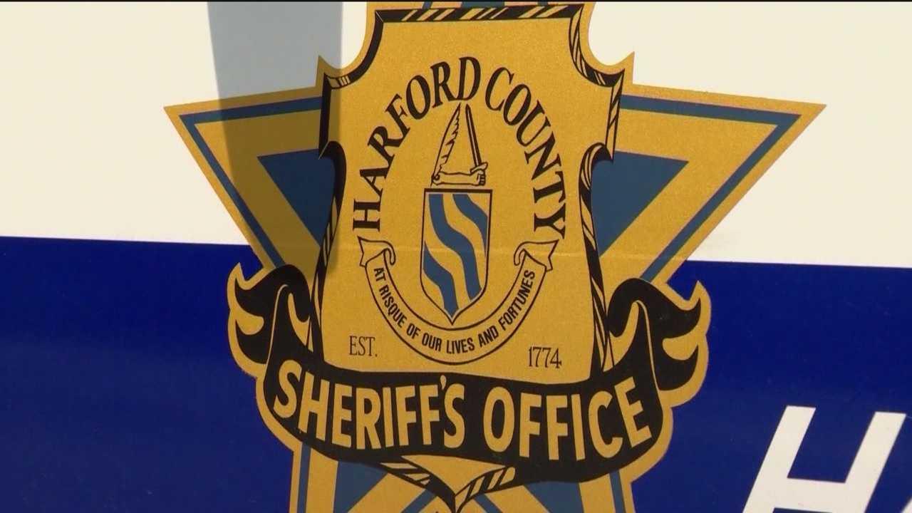 Harford County Sheriff's logo