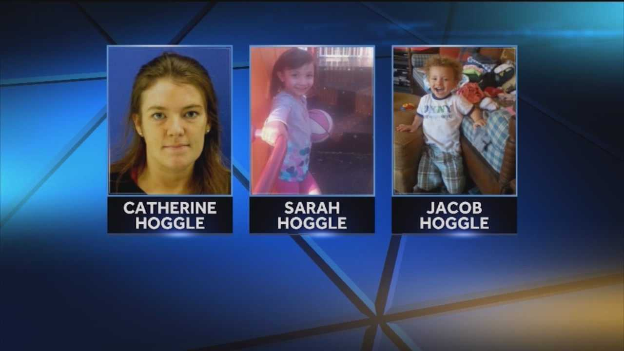 Catherine Hoggle indicted for murder of her 2 children