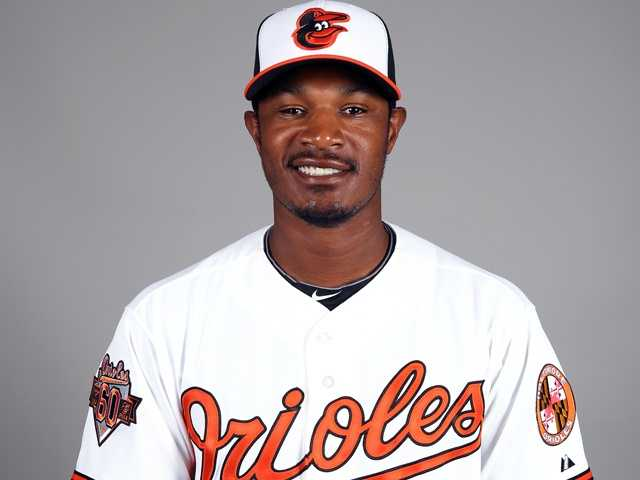 Orioles OF Adam Jones claims racist taunts in Boston