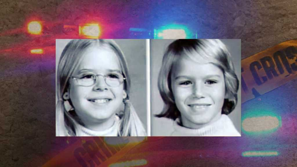 Man pleads guilty in 1975 deaths of Lyon sisters