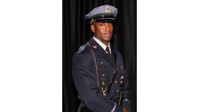 Prince George's County police Officer Jacai Colson