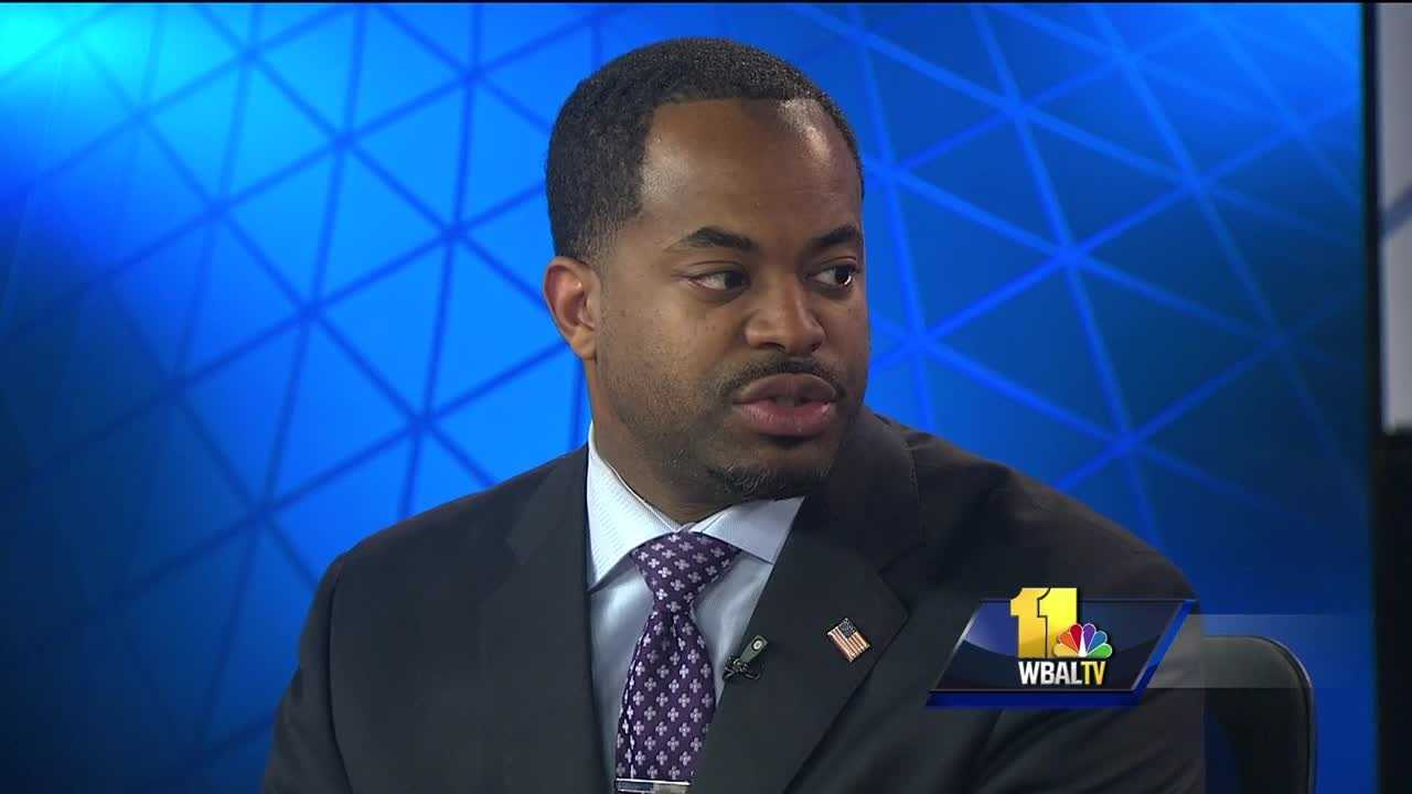 Nick and Marilyn Mosby are often called a power couple in Baltimore City. 11 TV Hill talks to Nick Mosby about why he decided to drop out of the mayor's race. And turnout for early voting has been brisk, but it has been anything but smooth sailing in Baltimore City. 11 TV Hill finds out what officials say is causing the long lines.