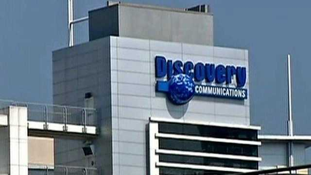The Discovery Channel building is located in Silver Spring.