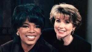 Donna Hamilton and Oprah Winfrey