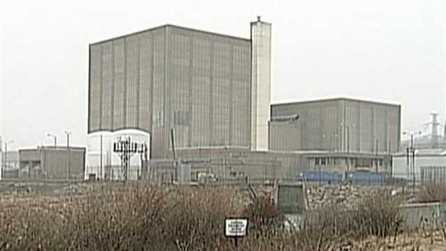 Pilgrim Nuclear Power Station, Plymouth, Mass.