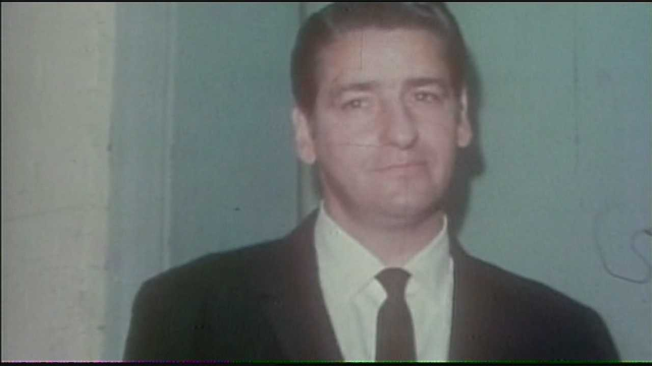 Boston police exhumed the remains of the man suspected of being the Boston Strangler. Workers with shovels and a backhoe dug up the grave of Albert DeSalvo Friday, and the medical examiner's van left the Peabody cemetery afterward.