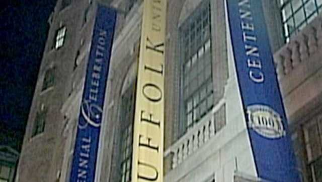 15. Suffolk University - 7.9% of scores sent to school.