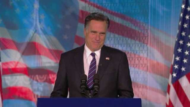 ROMNEY RETURNS: Mitt Romney to ANNOUNCE SENATE Run This Week