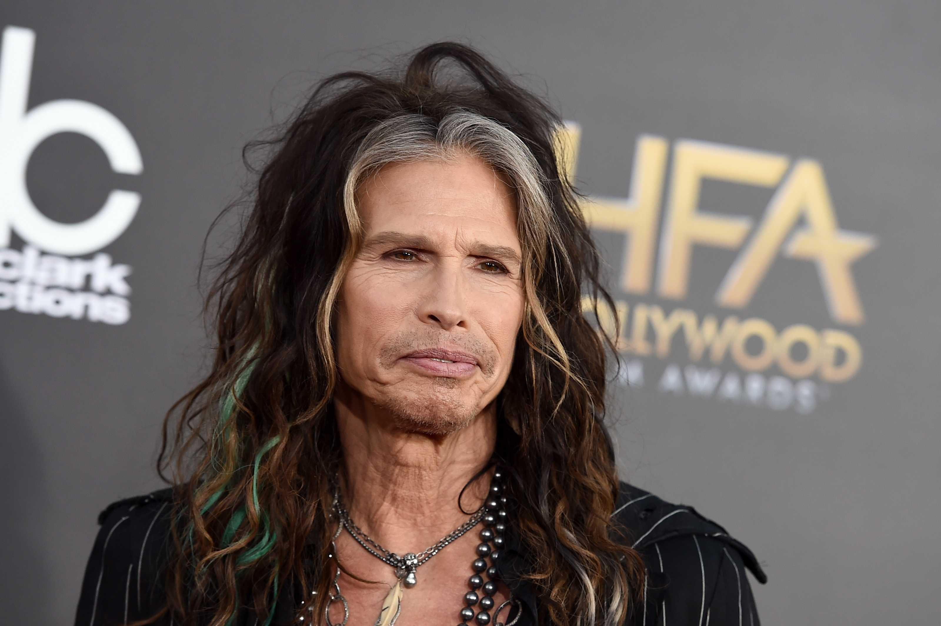 Aerosmith's Steven Tyler returns to US for medical care