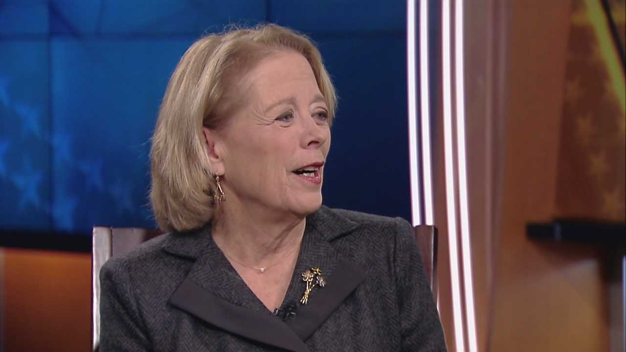 Congresswoman Niki Tsongas announces she will not seek re-election