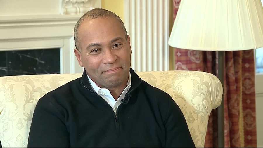Former Massachusetts Governor Mulling White House Run - Governor of massachusetts