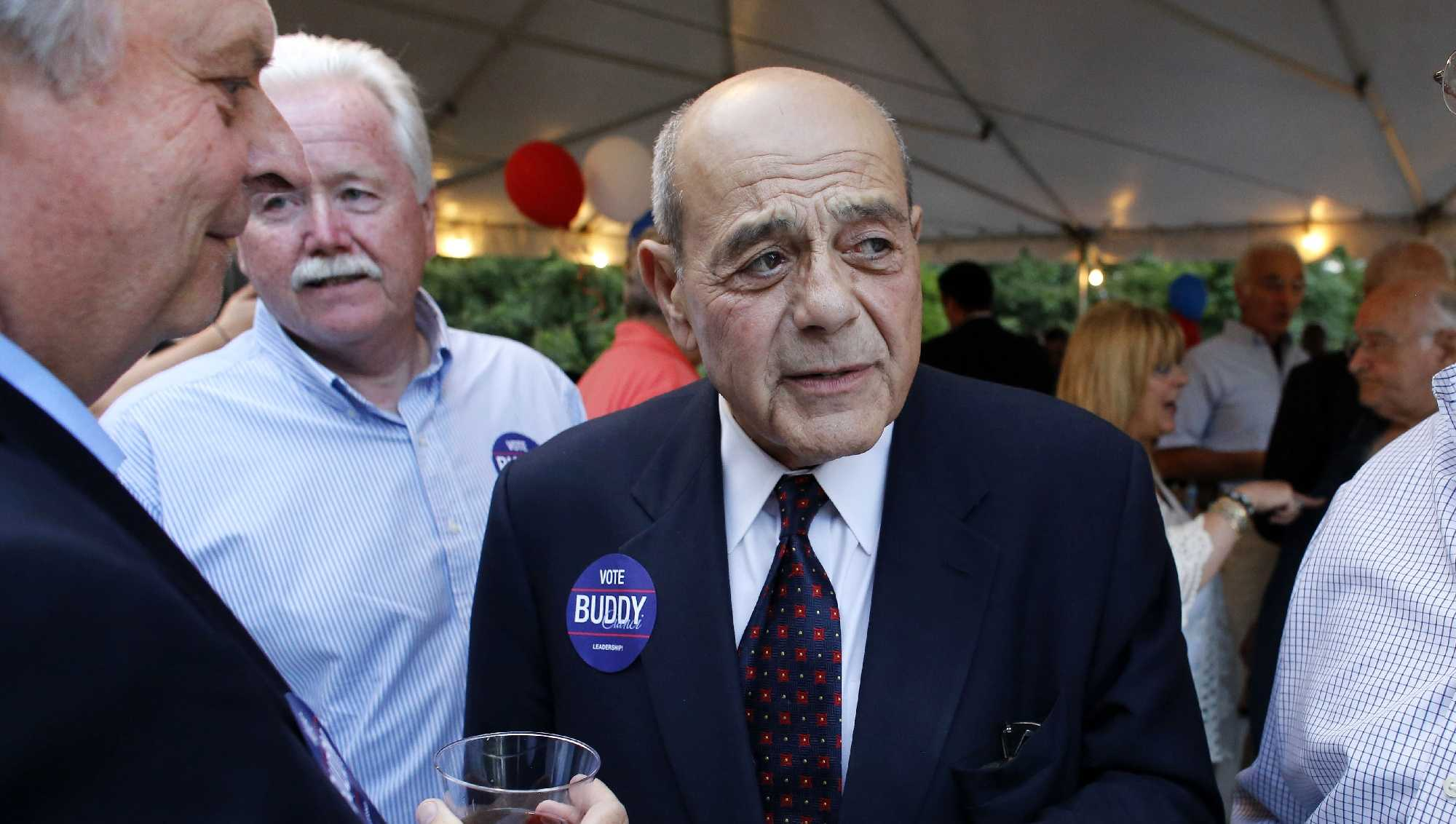 Former Providence Mayor Buddy Cianci died Jan. 27 at the age of 74. He is credited with revitalizing Providence and was beloved despite a stint in prison for corruption.