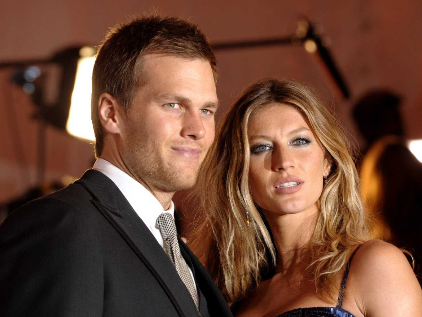Tom Brady Addresses Gisele Bundchen's Concussion Comments On ESPN