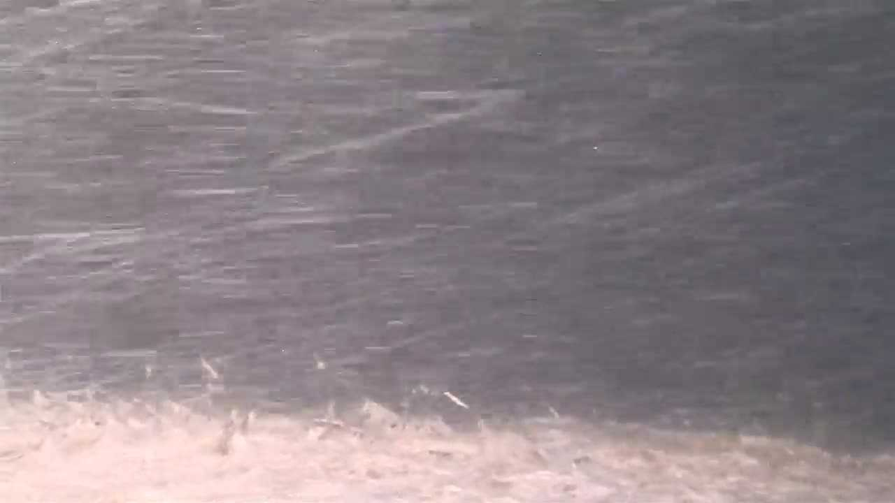 Blizzard-like conditions on Cape Cod