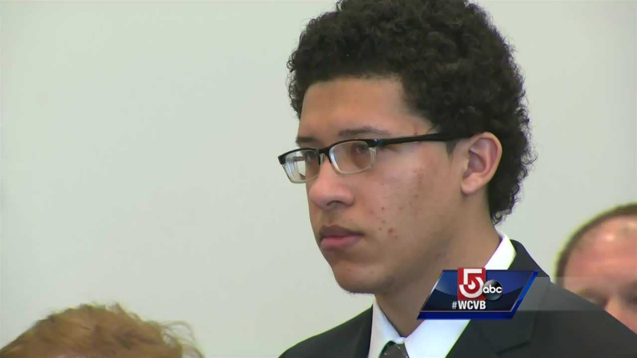 A judge sentenced Philip Chism to 40 years in prison for the rape and murder of former Danvers High School teacher Colleen Ritzer.