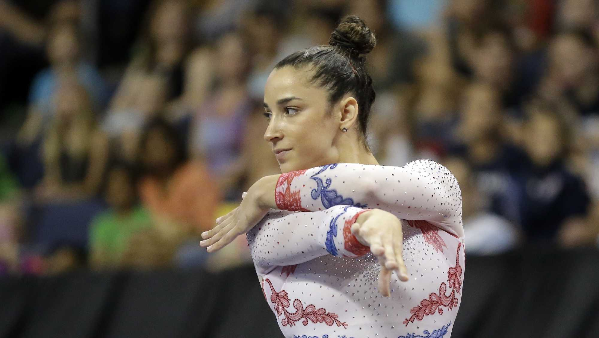 Aly RaismanHometown: NeedhamEvent: Artistic GymnasticsDate of Birth: May 25, 1994Three-time Olympic medalist with two golds and one bronze in London 2012 Olympic Games