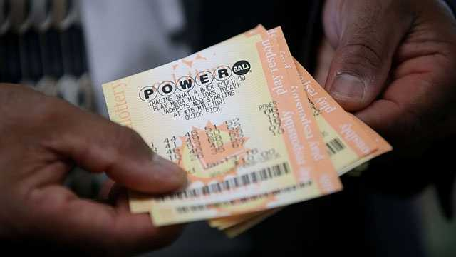 $302 Million Jackpot for Wednesday's Powerball Drawing
