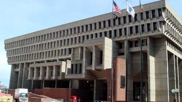 Now part of the Government Center complex, Boston City Hall came after the Cubs last World Series appearance. It was built in 1968.