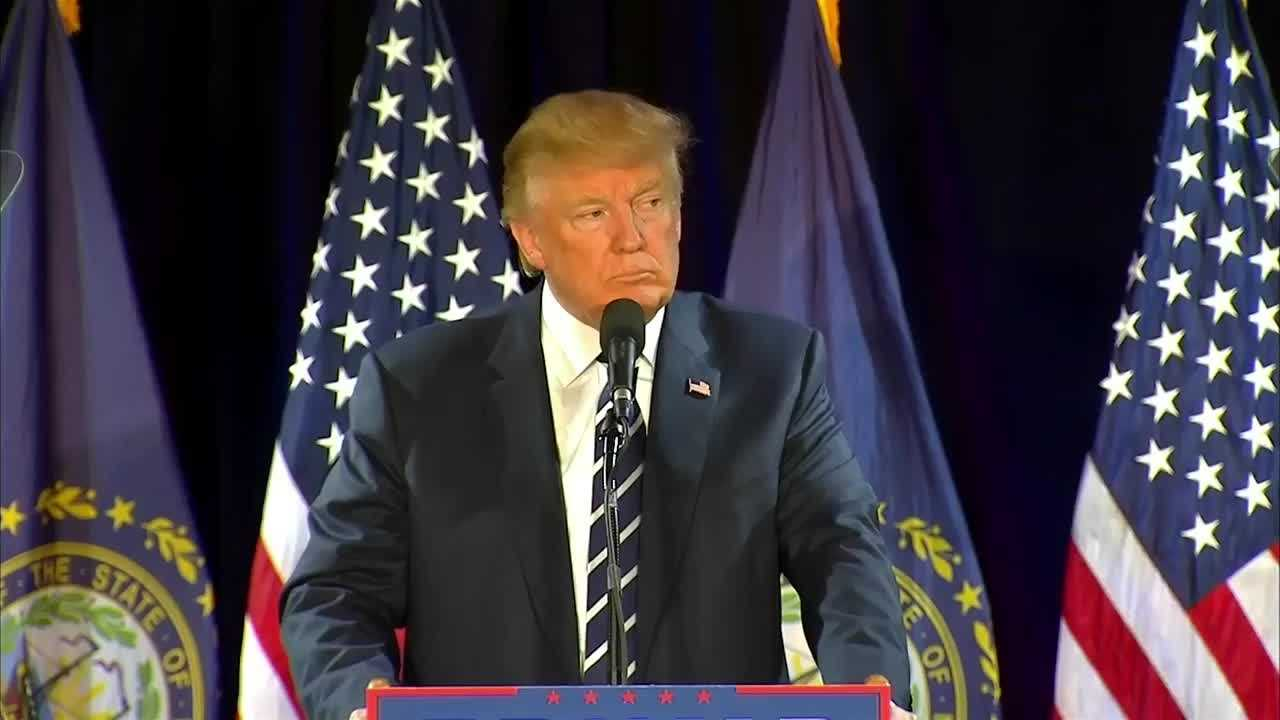 Trump: 'They are reopening the case into her criminal and illegal conduct'