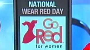 February is Heart Month, so make plans to wear red and attend the Go Red For Women Luncheon.