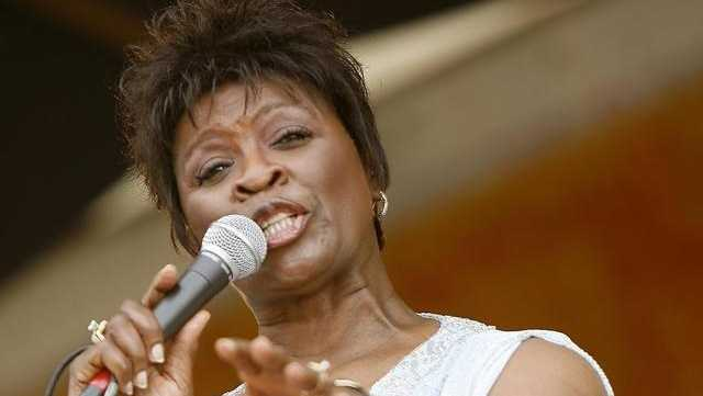 Irma Thomas performs during the 2006 New Orleans Jazz and Heritage Festival. She will again perform at Jazz Fest 2010 on May 2.
