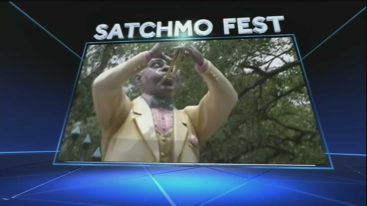One of the last big parties of the summer in the Crescent City kicks off Thursday. The 14th annual Satchmo Summerfest is more than just a musical extravaganza, it also features seminars, dance lessons and family-friendly activities.