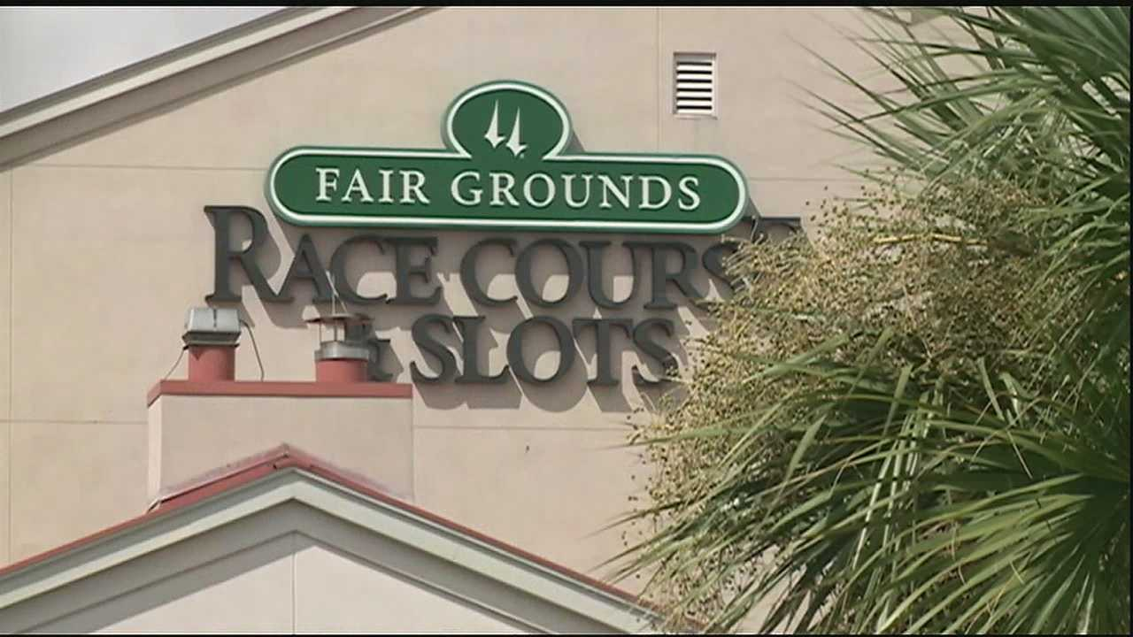 Fair Grounds up for sale, reports say