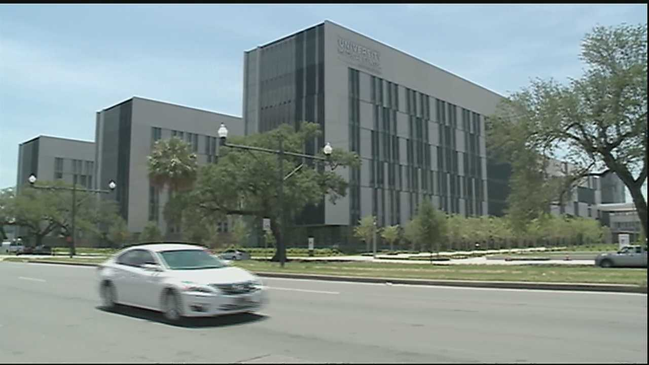 More than four years after officials broke ground on the new University Medical Center New Orleans, the hospital officially opened to the public on Saturday.