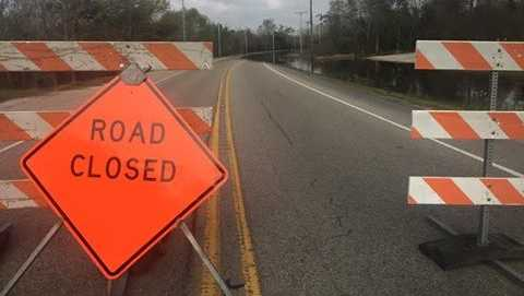 Road Closures - Flooding