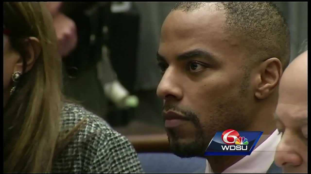 A federal judge has accepted a new plea deal for former New Orleans Saints safety Darren Sharper, who has pleaded guilty or no contest to charges involving the drugging and rape of women in four states.