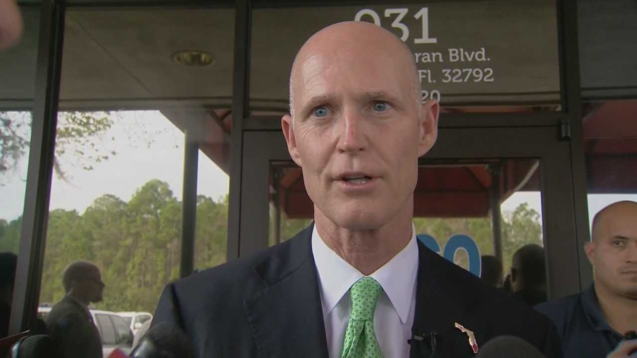 Florida governor: Actions are legal in fight with prosecutor