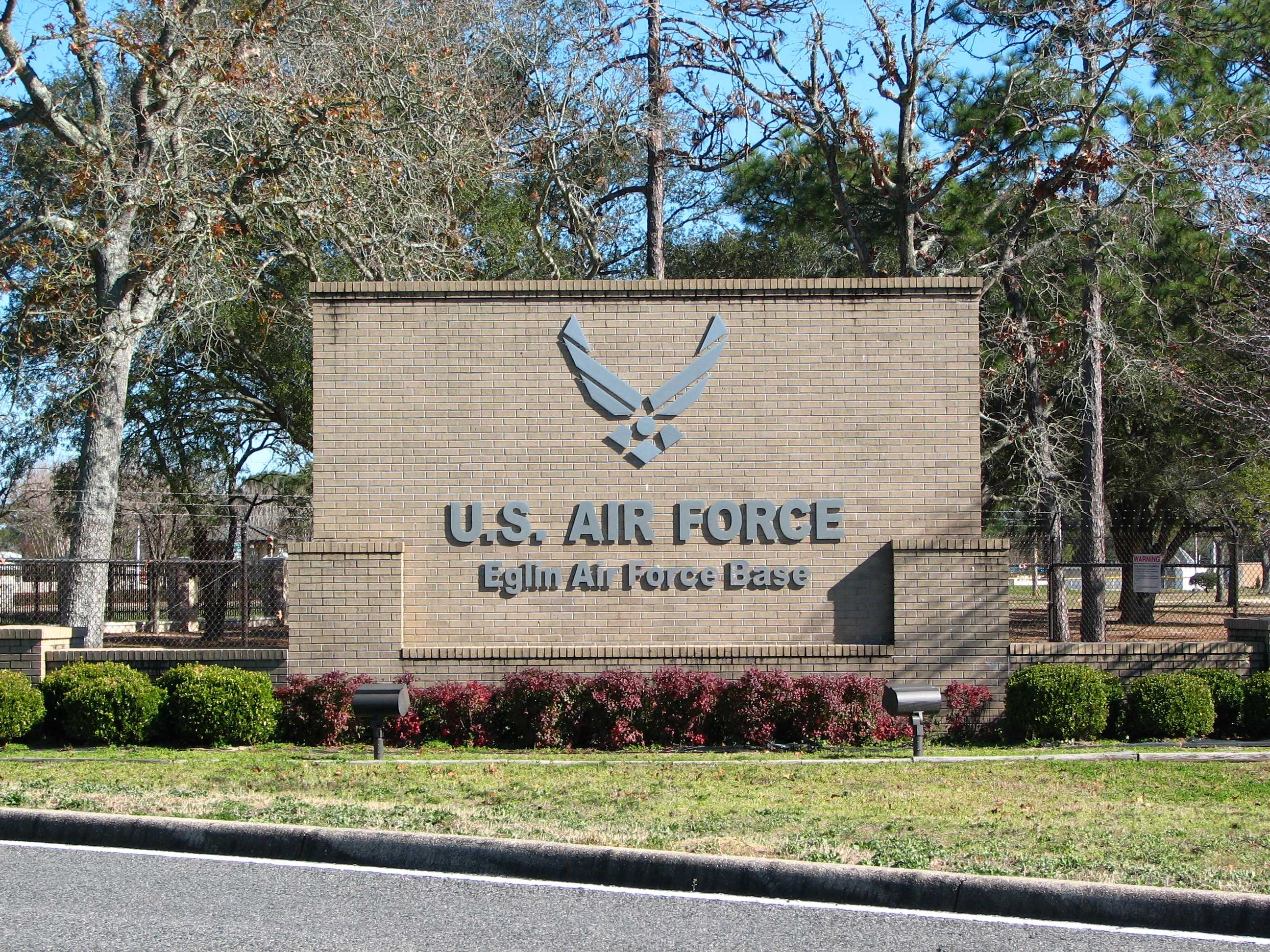 Explosion Causes Evacuation at Eglin Air Force Base in Florida