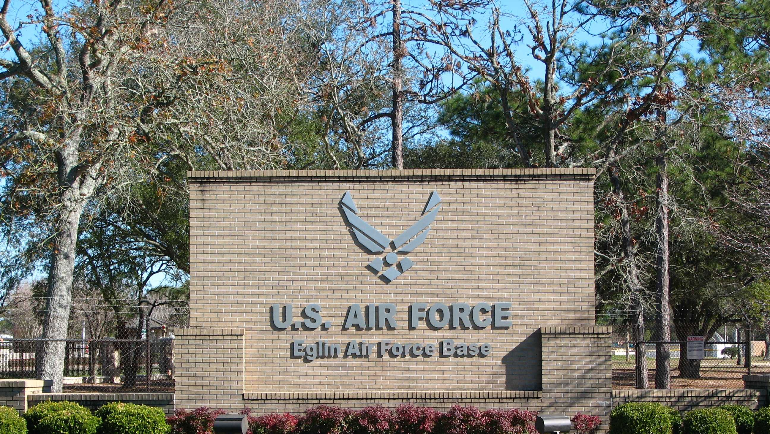 Air Force officials say one service member was killed and another was injured during a parachute training accident