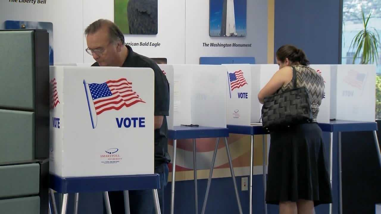 WESH 2 News speaks to Central Florida voters at the polls