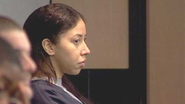 July 2011: Dalia Dippolito sits in court as her attorney begins the appeal process.